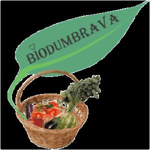 logoul fermei ecologice Biodumbrava
