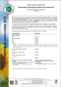 Certificat bio_1_2015